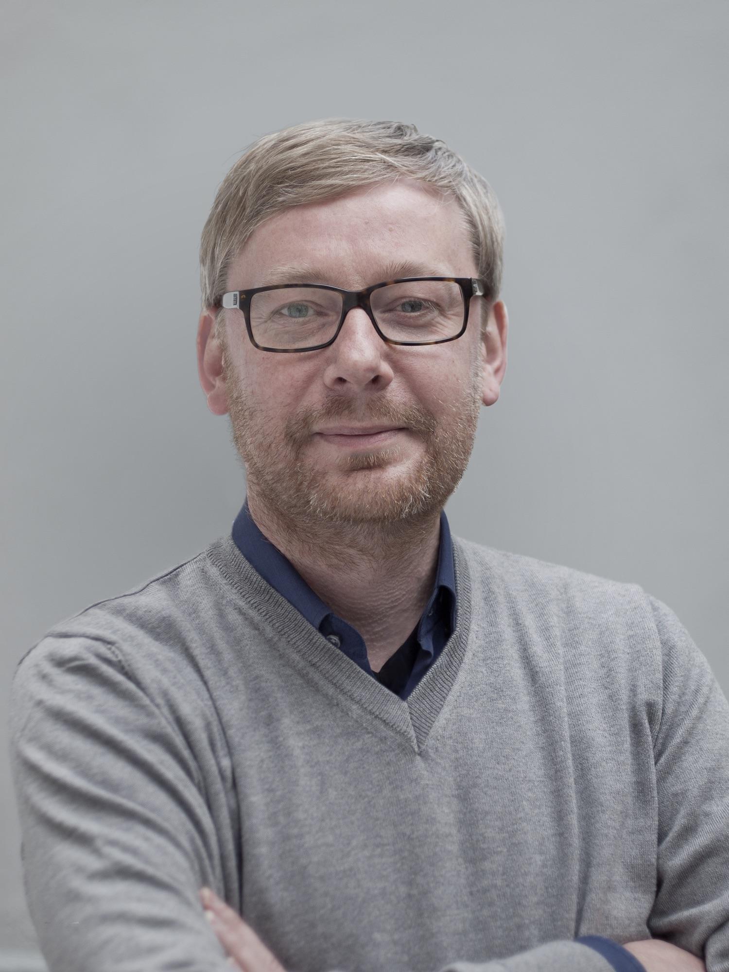 Portrait von Michael Witzke