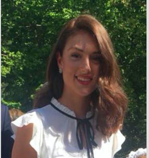 Portrait of Laura Mateja