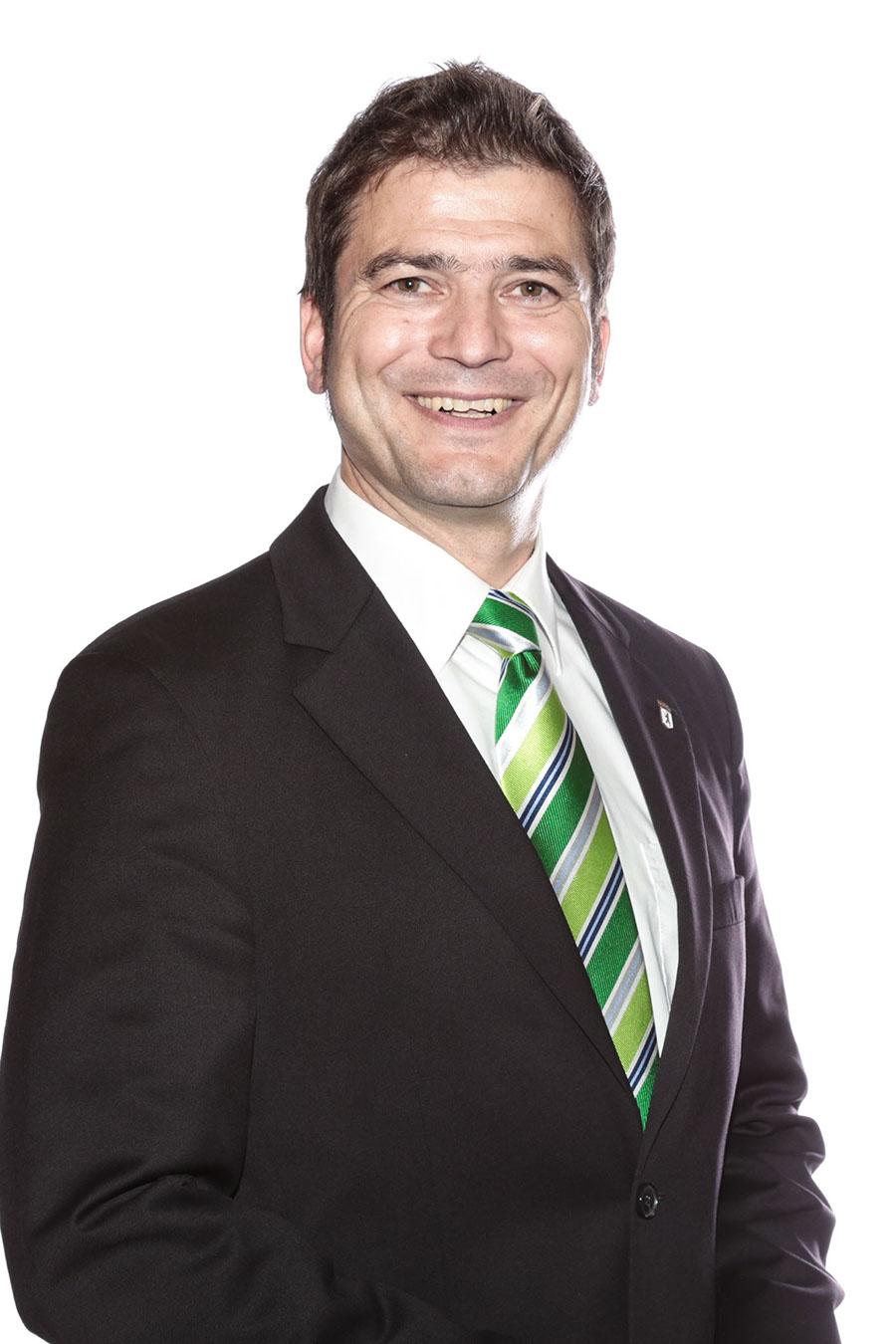 Portrait von Jochen Schüpferling