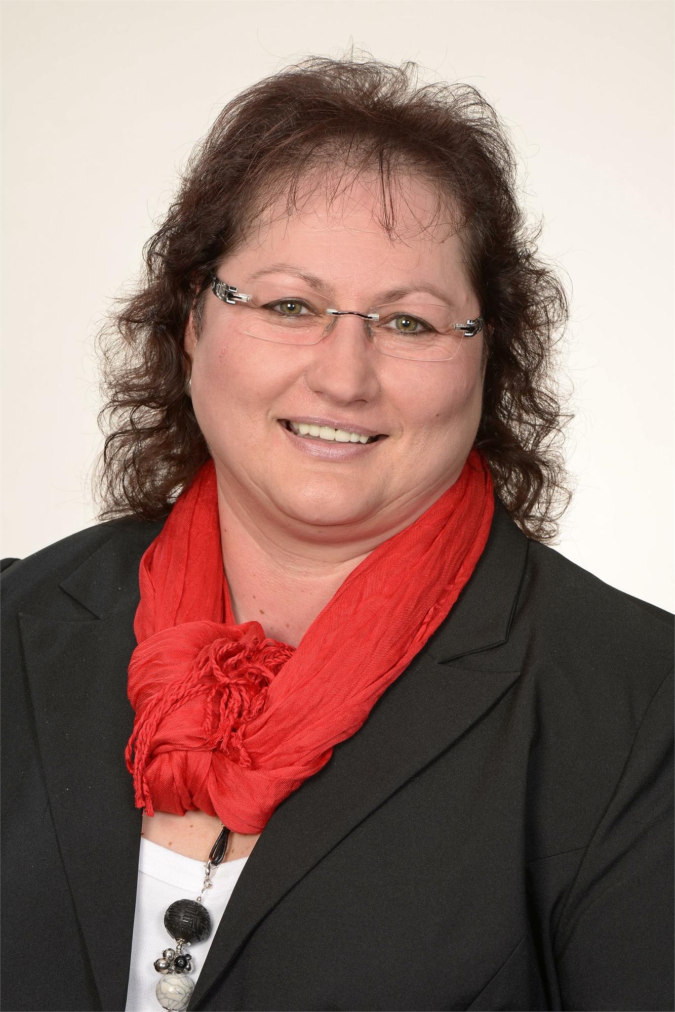Portrait von Anke Stengel