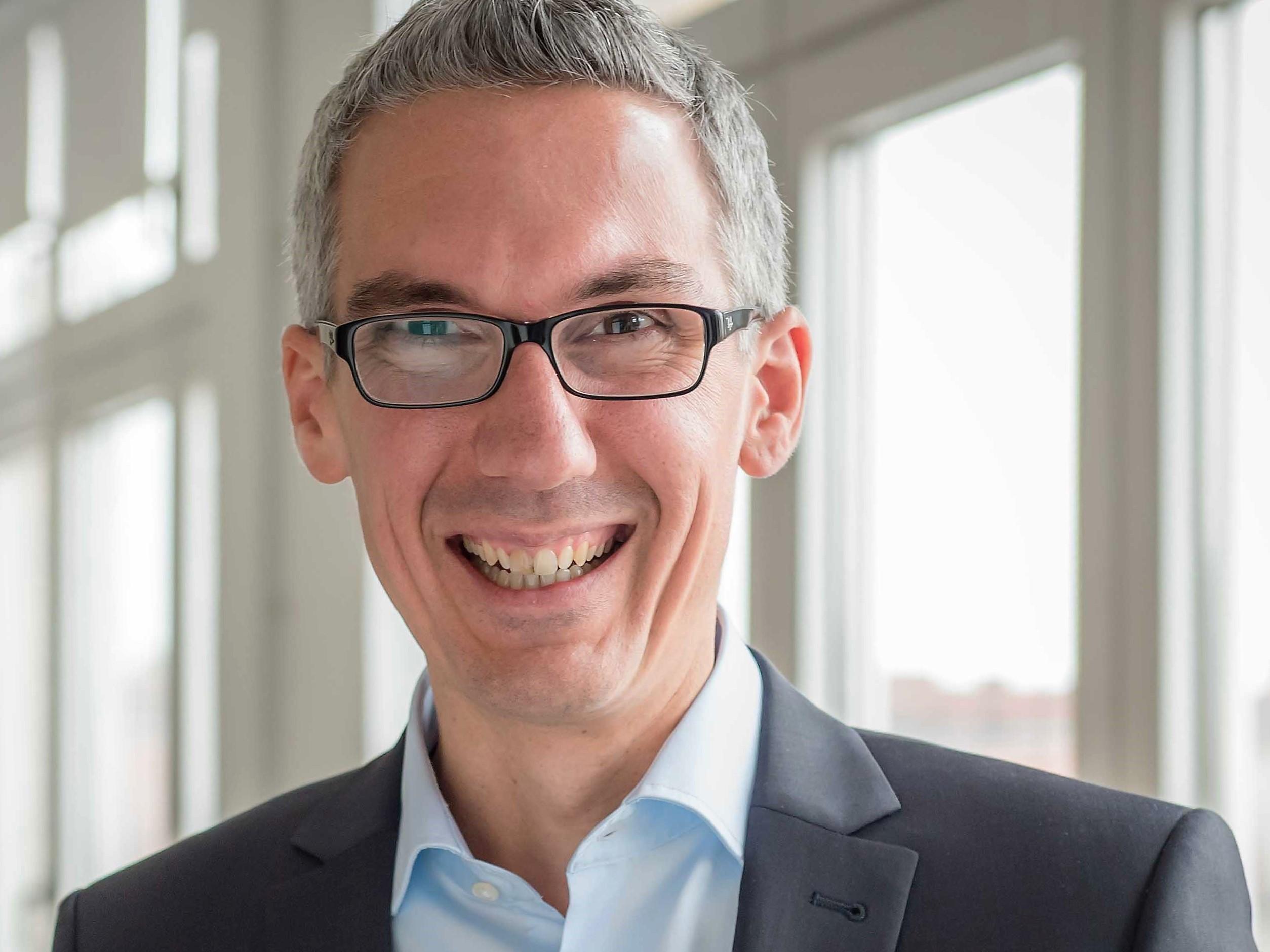 Portrait von Tobias Dägele