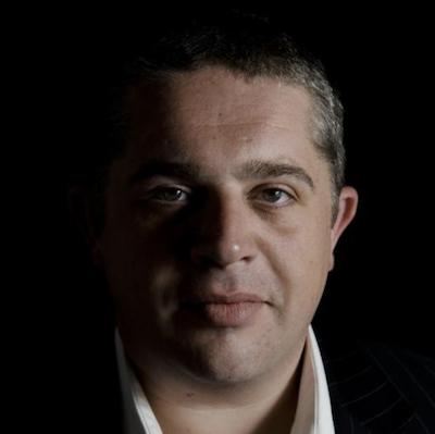 Portrait von Peter Swain