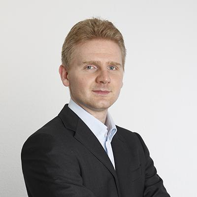 Portrait von Hendrik Knaust