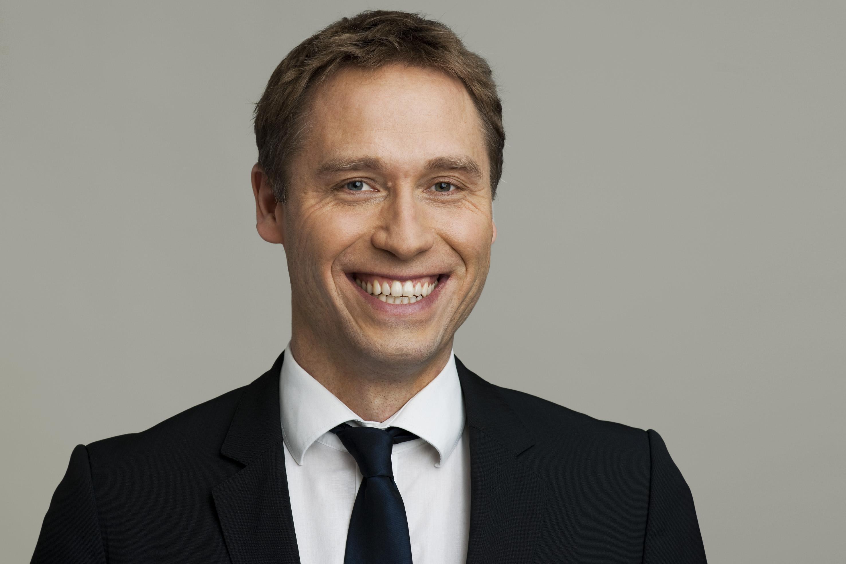 Portrait von Daniel Fürstenwerth