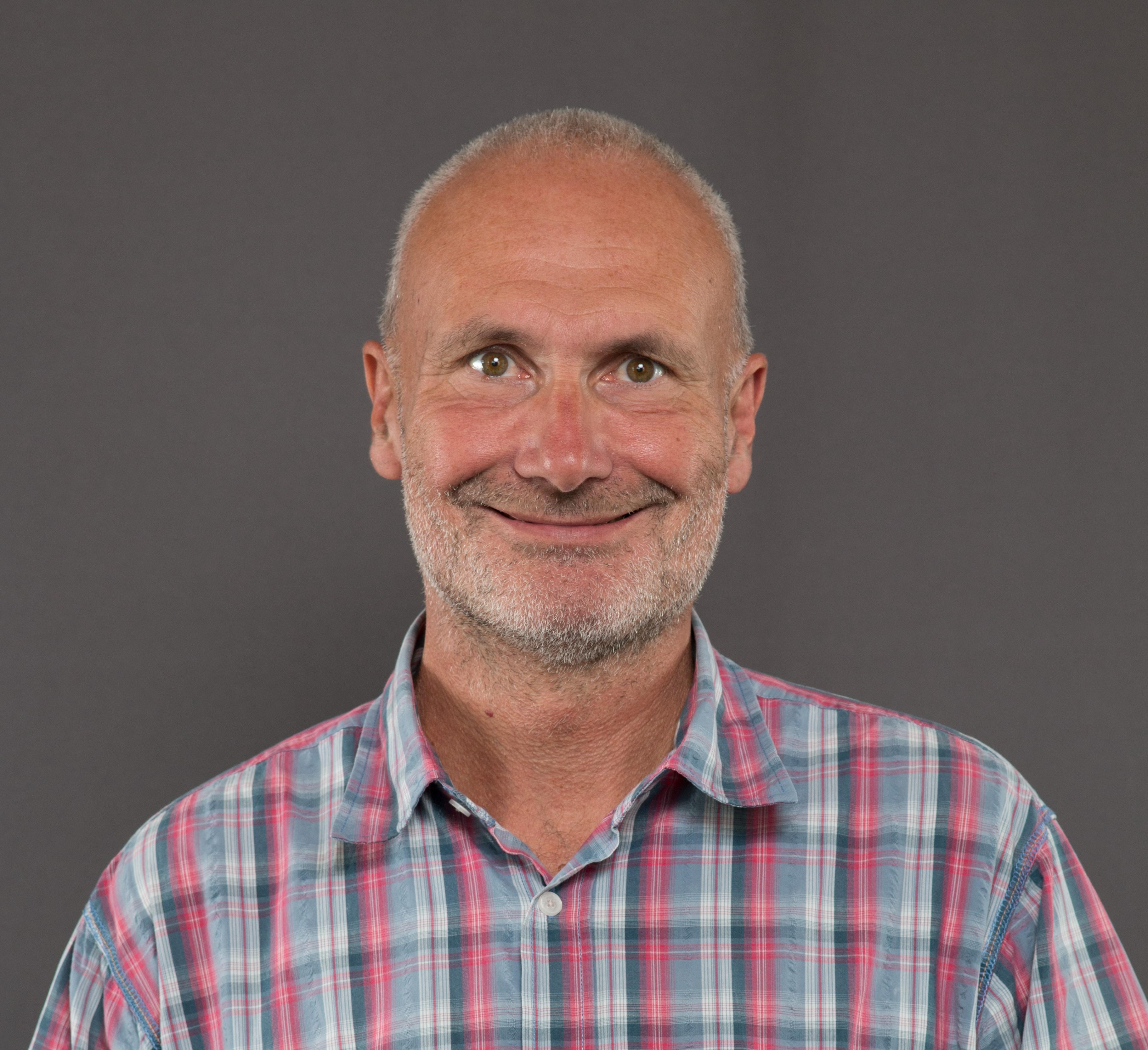 Portrait von Stefan Seltenhorn