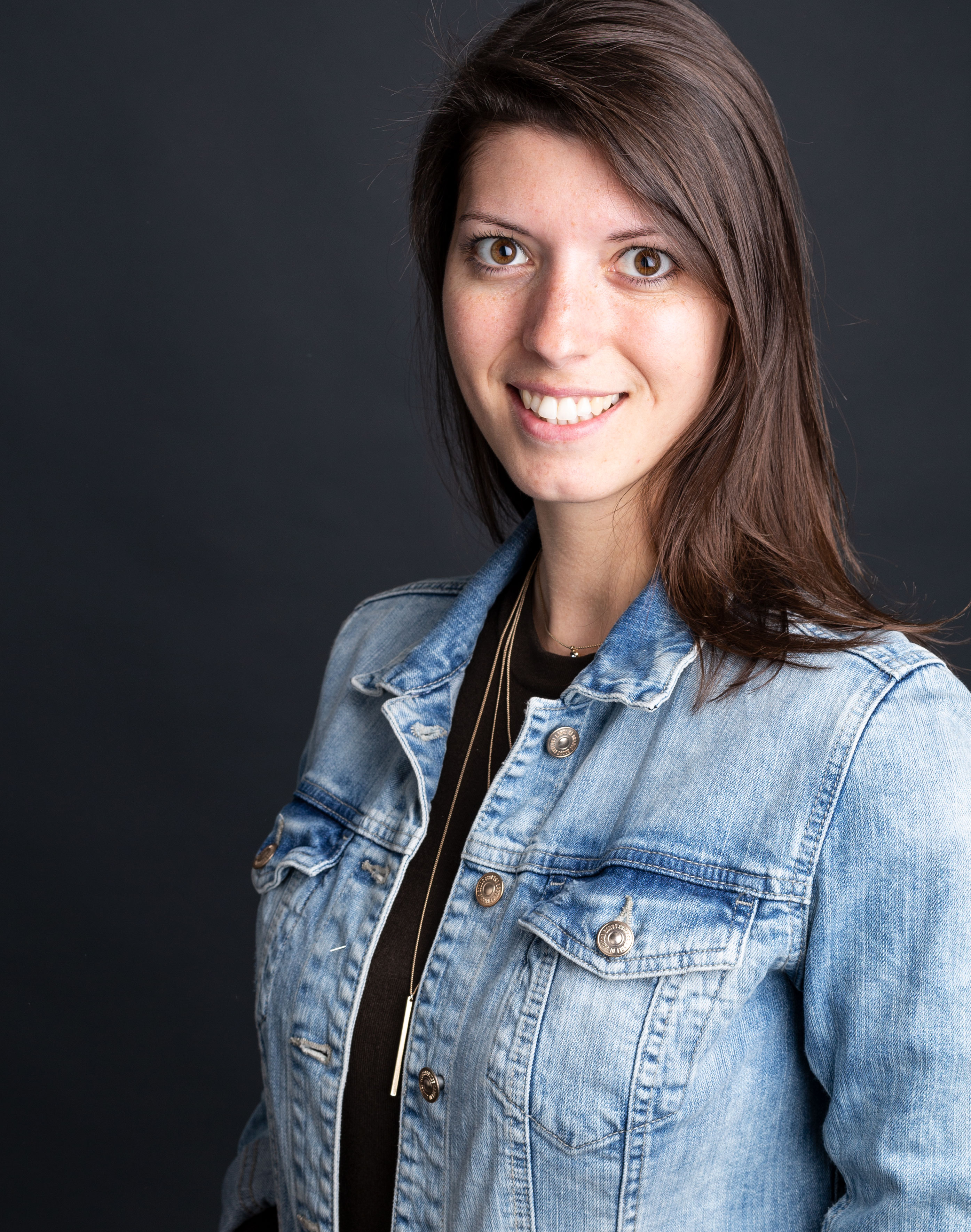 Portrait of Claudia Rao