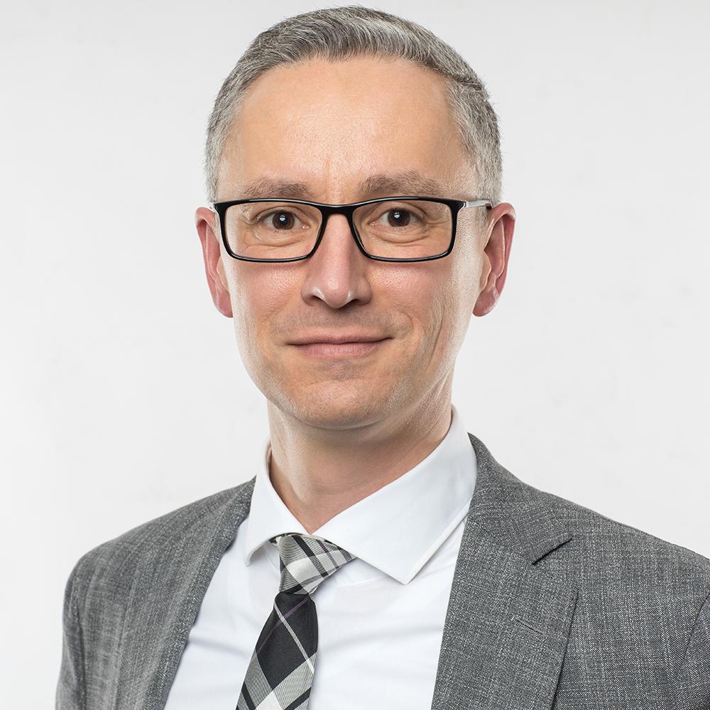 Portrait von Stefan Schopohl