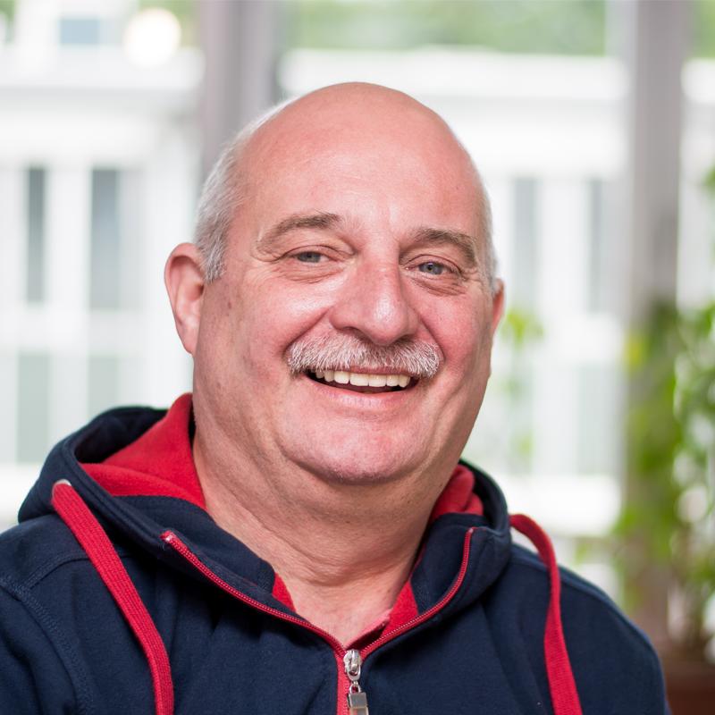 Portrait von Klaus Pietsch