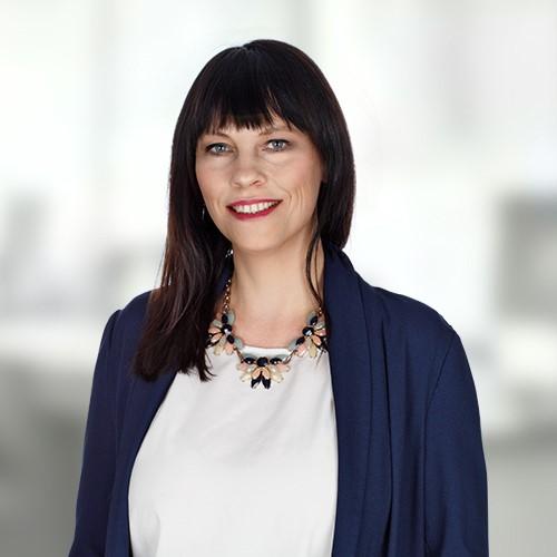Portrait von Antje Rickert