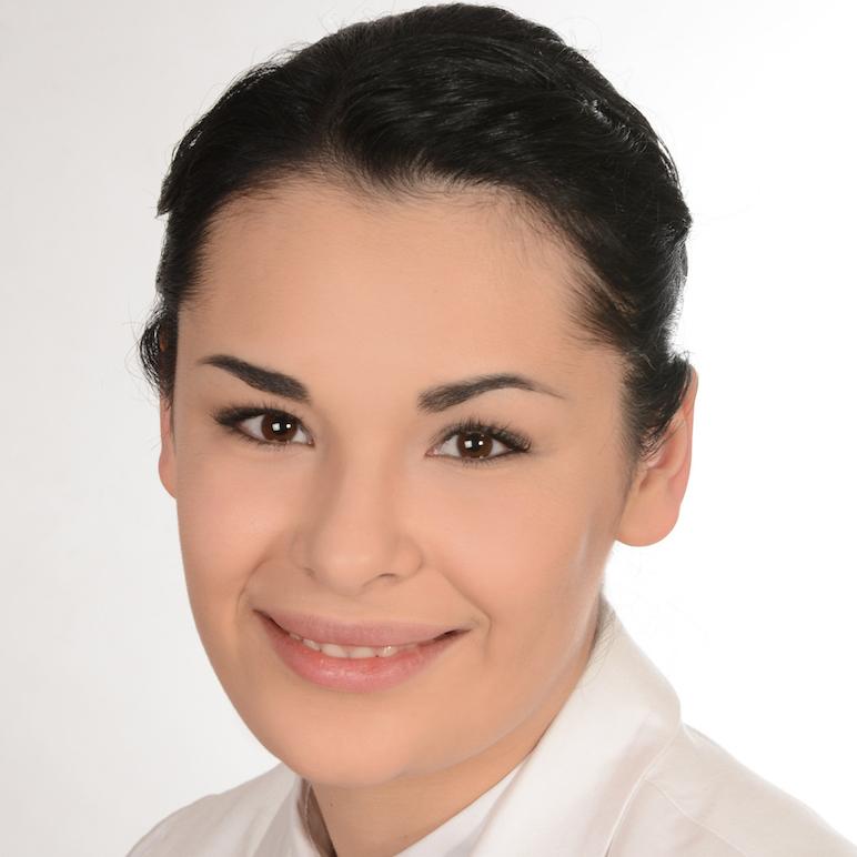 Portrait von Daniela Martinov