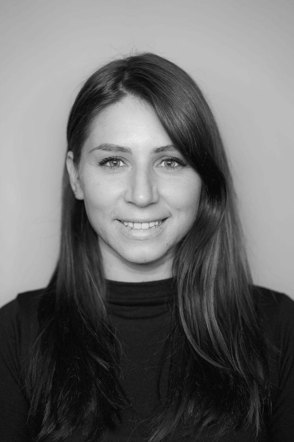 Portrait of Rimma Pitkewitsch