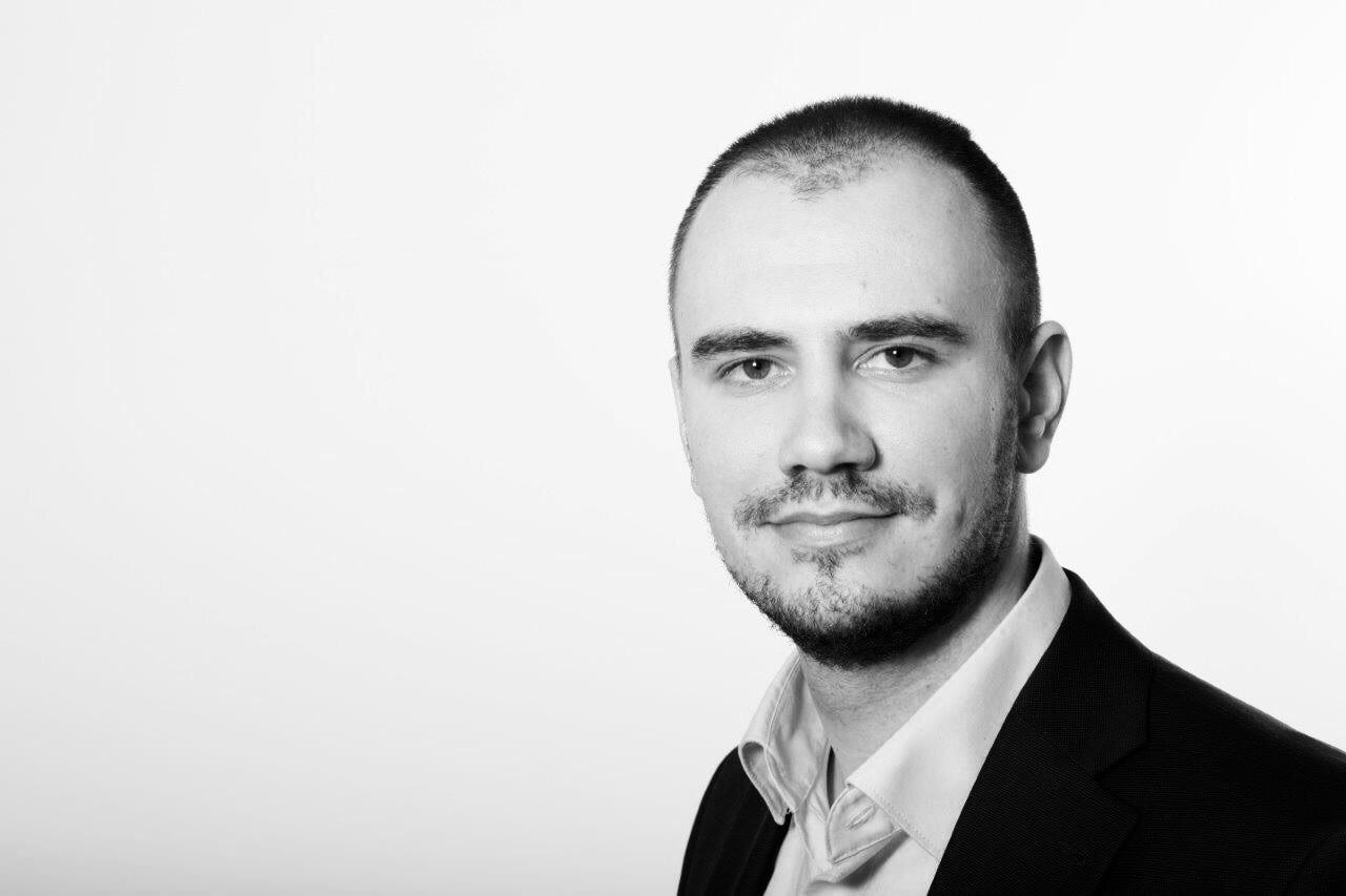 Portrait von Daniel Zahn