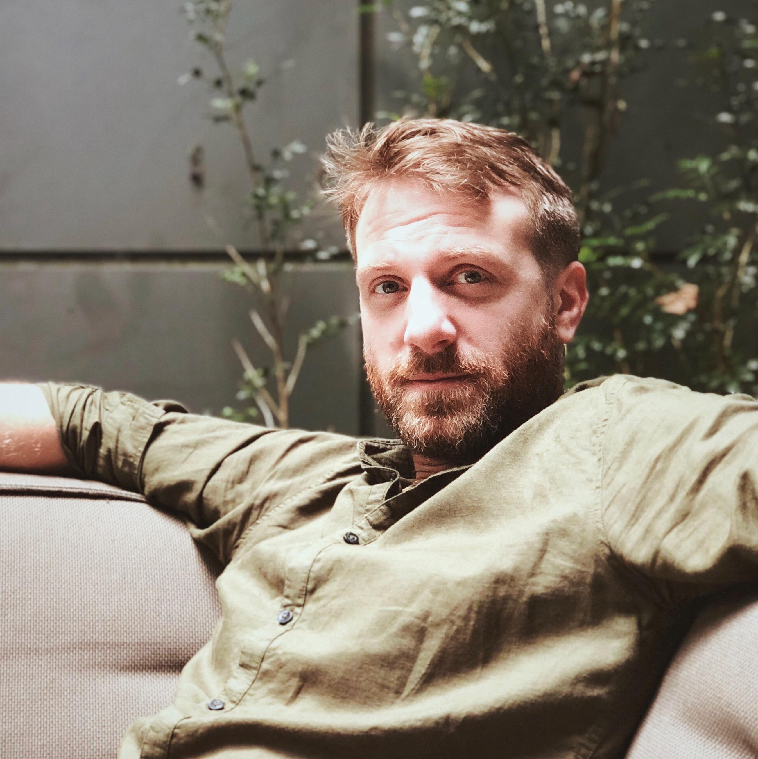 Portrait von Matthias Heicke