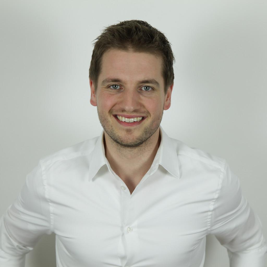 Portrait von Florian Kühne