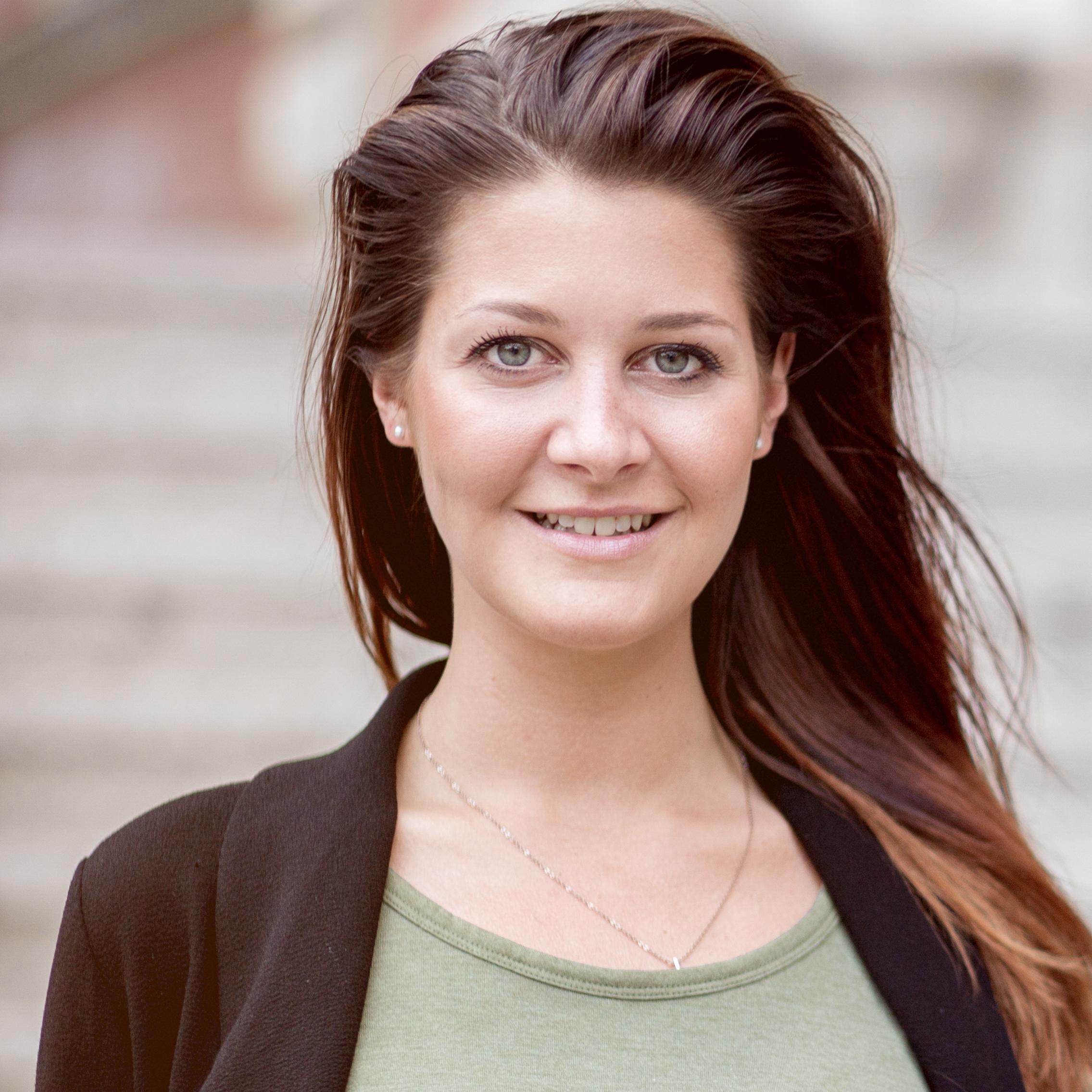 Portrait von Elisa Strach