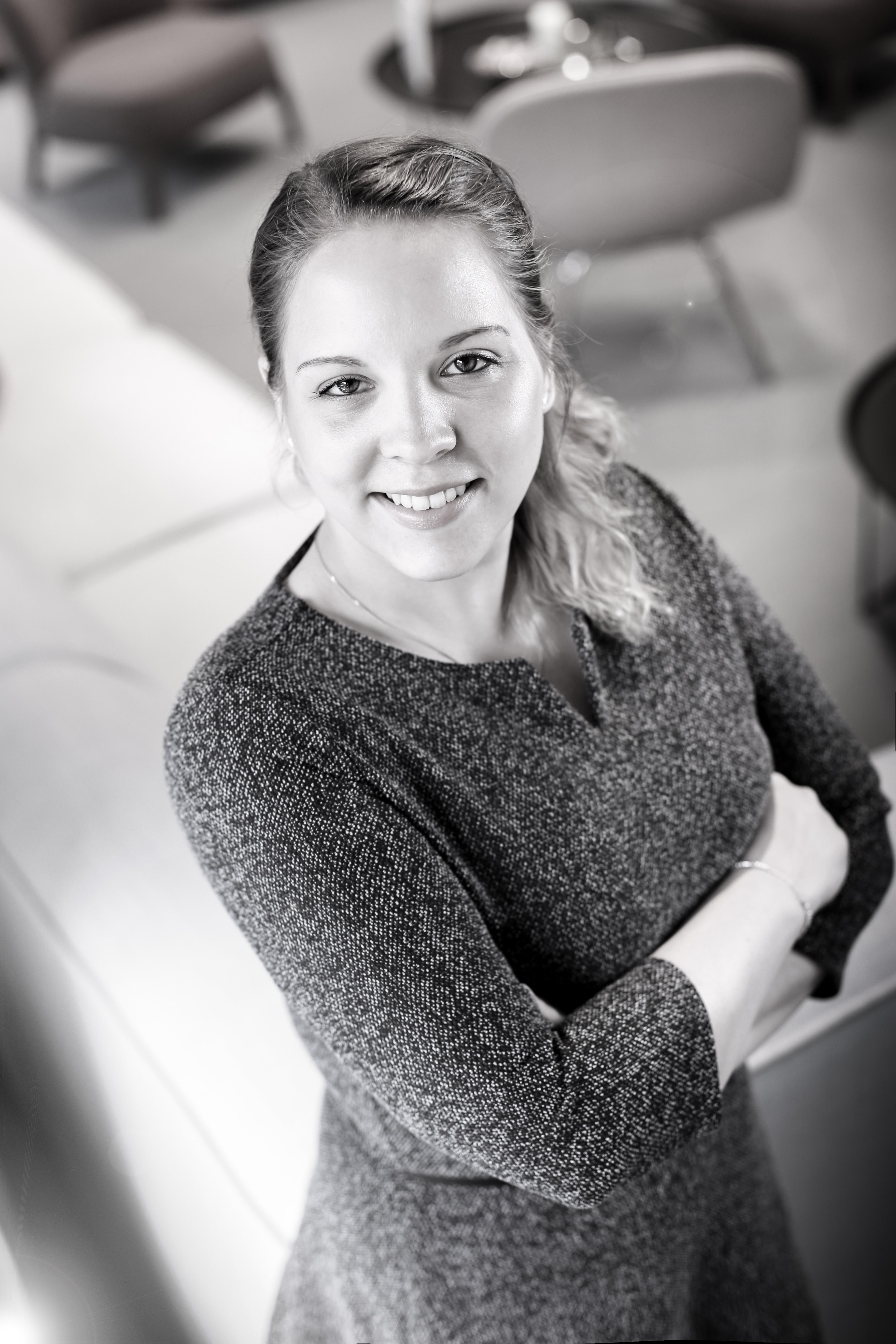 Portrait of Daniela Krumnacker