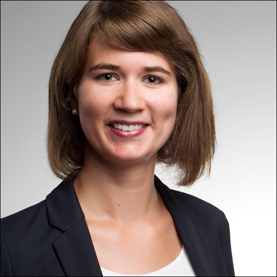 Portrait von Marieke Holst