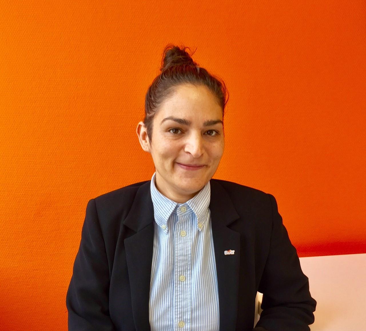 Portrait von Nathalie M. Pérez Sievers