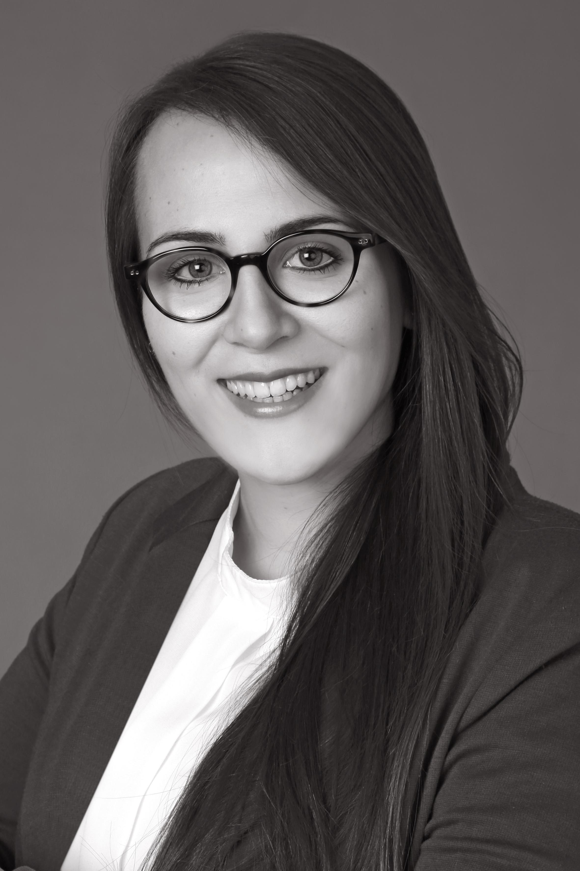 Portrait von Melanie Thalmann