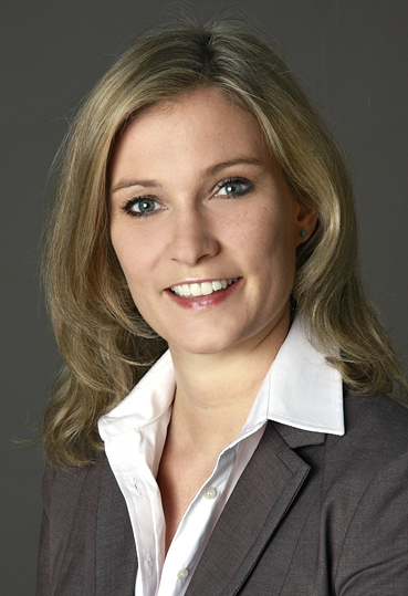 Portrait von Marie Hanowski
