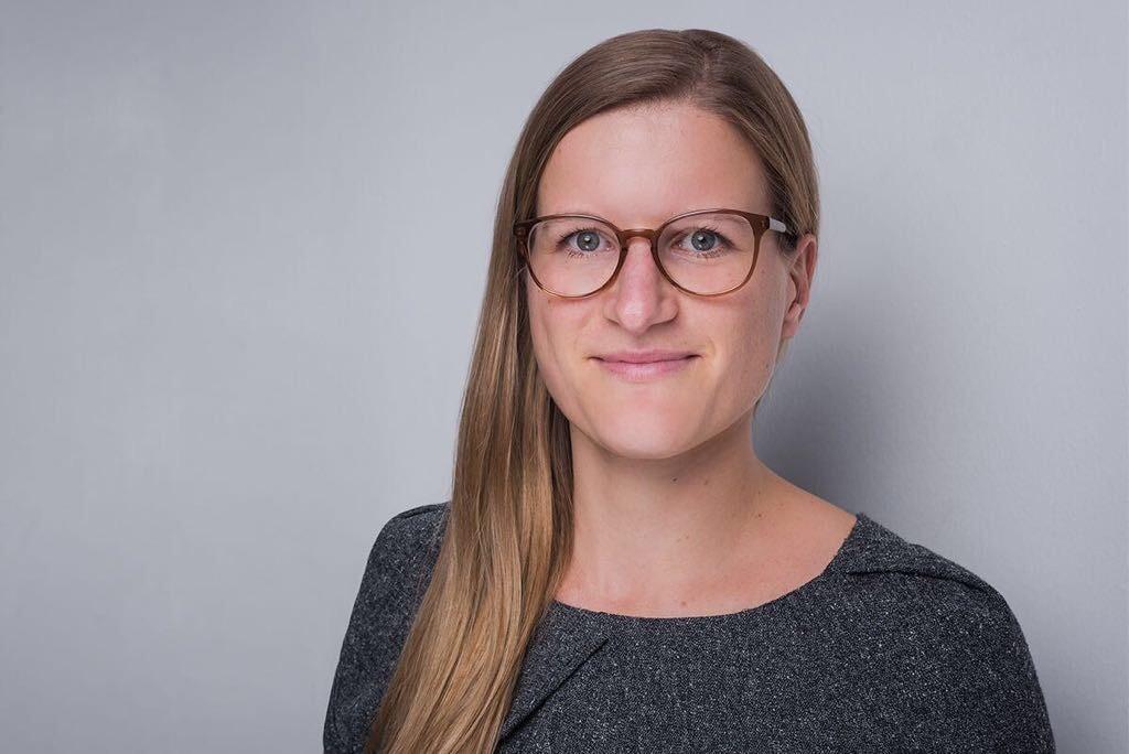 Portrait von Ellin Eberhard