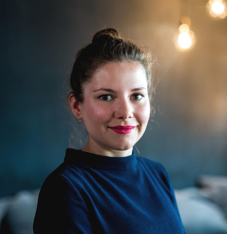 Portrait von Anne Köller
