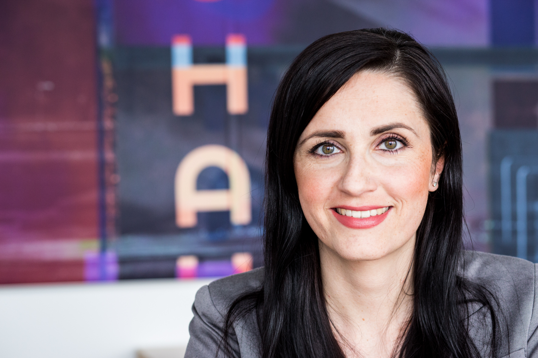 Portrait von Olivia Slotta