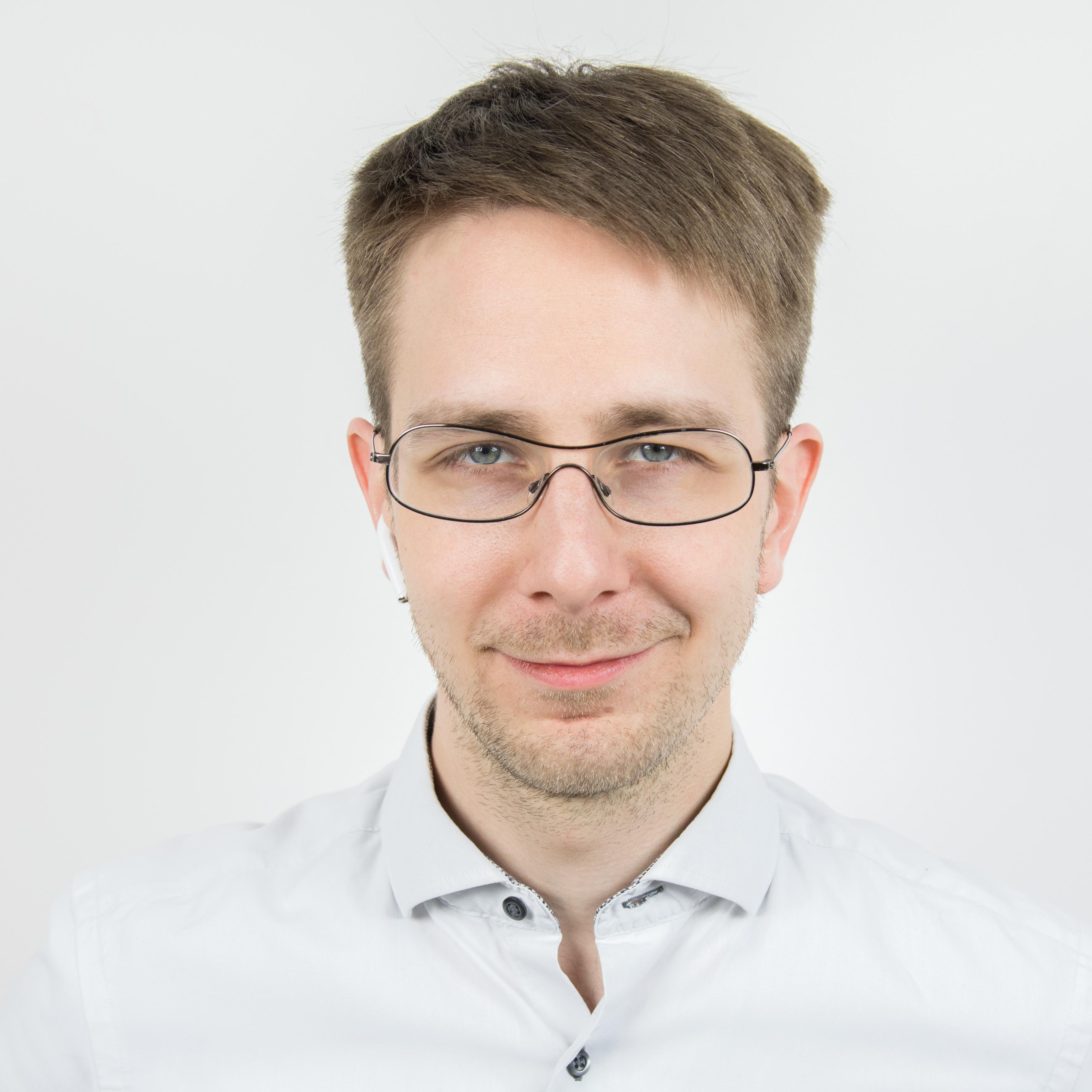 Portrait von Mario Burkhardt