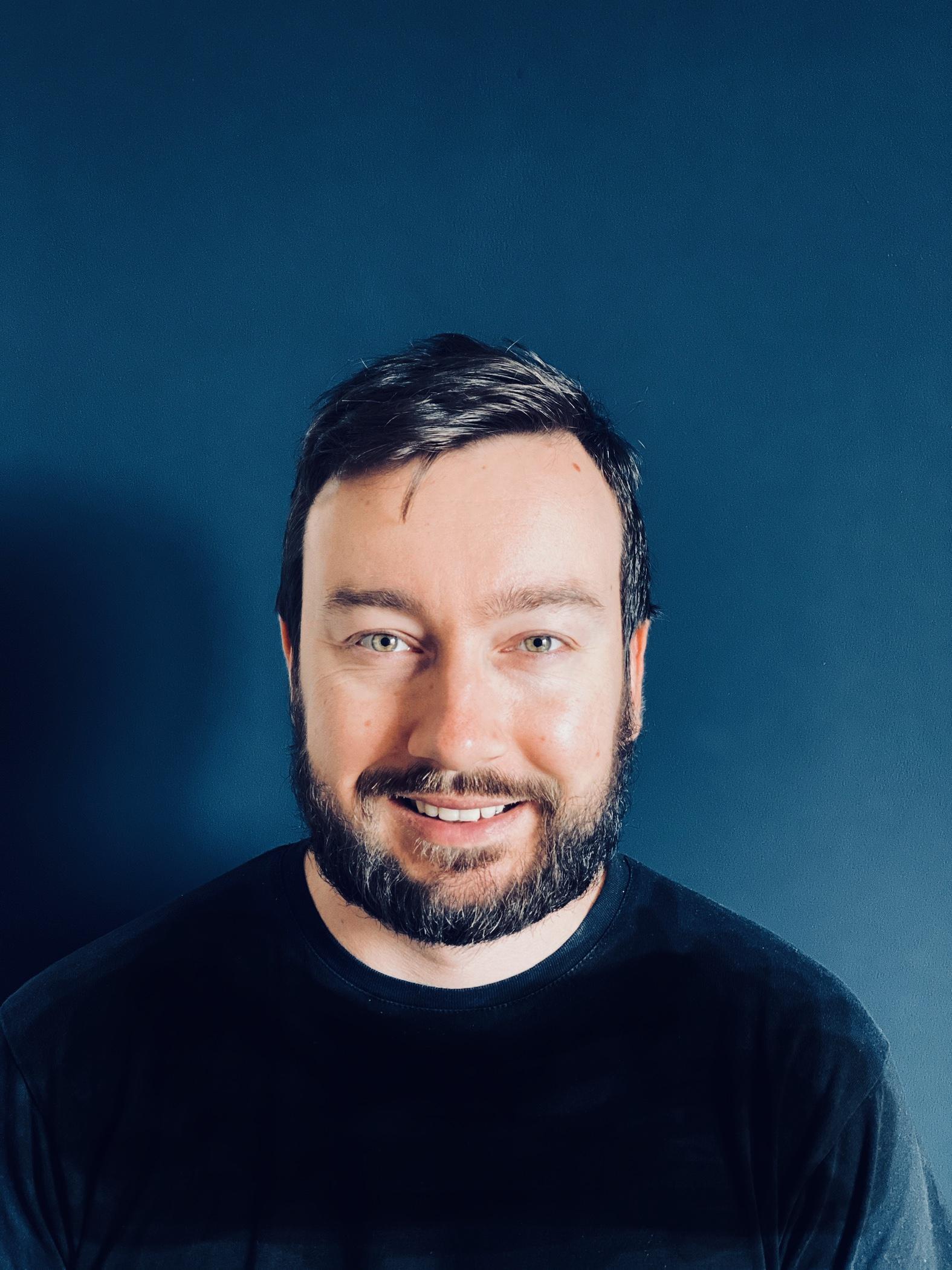 Portrait of Christoph Eichtinger