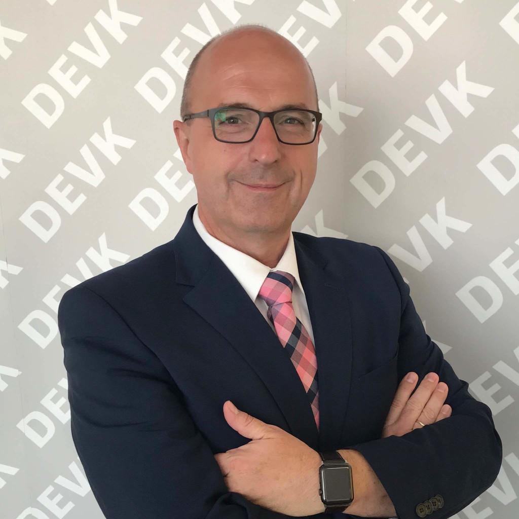 Portrait of Bernd Wübker