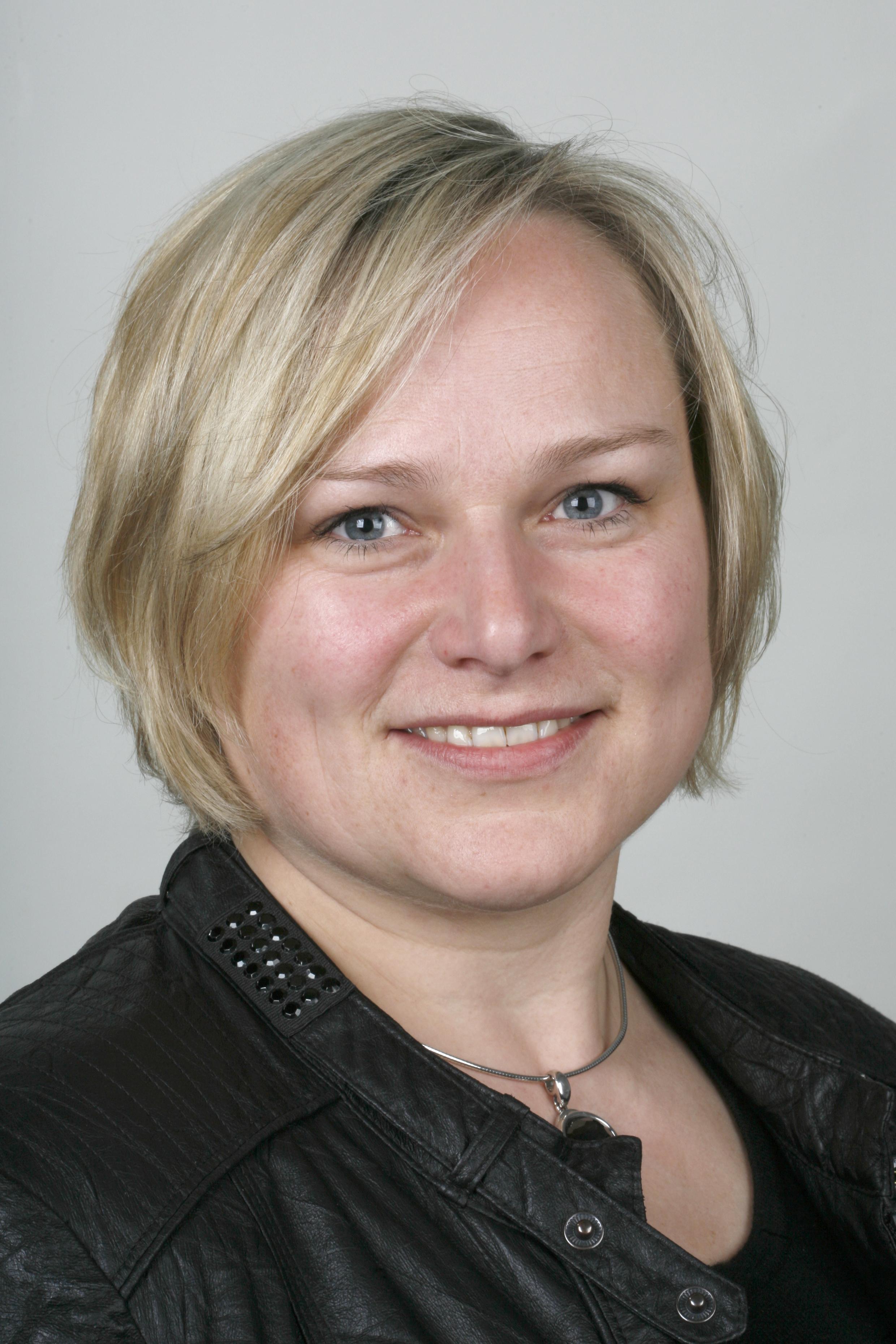 Portrait of Barbara Wunderlich