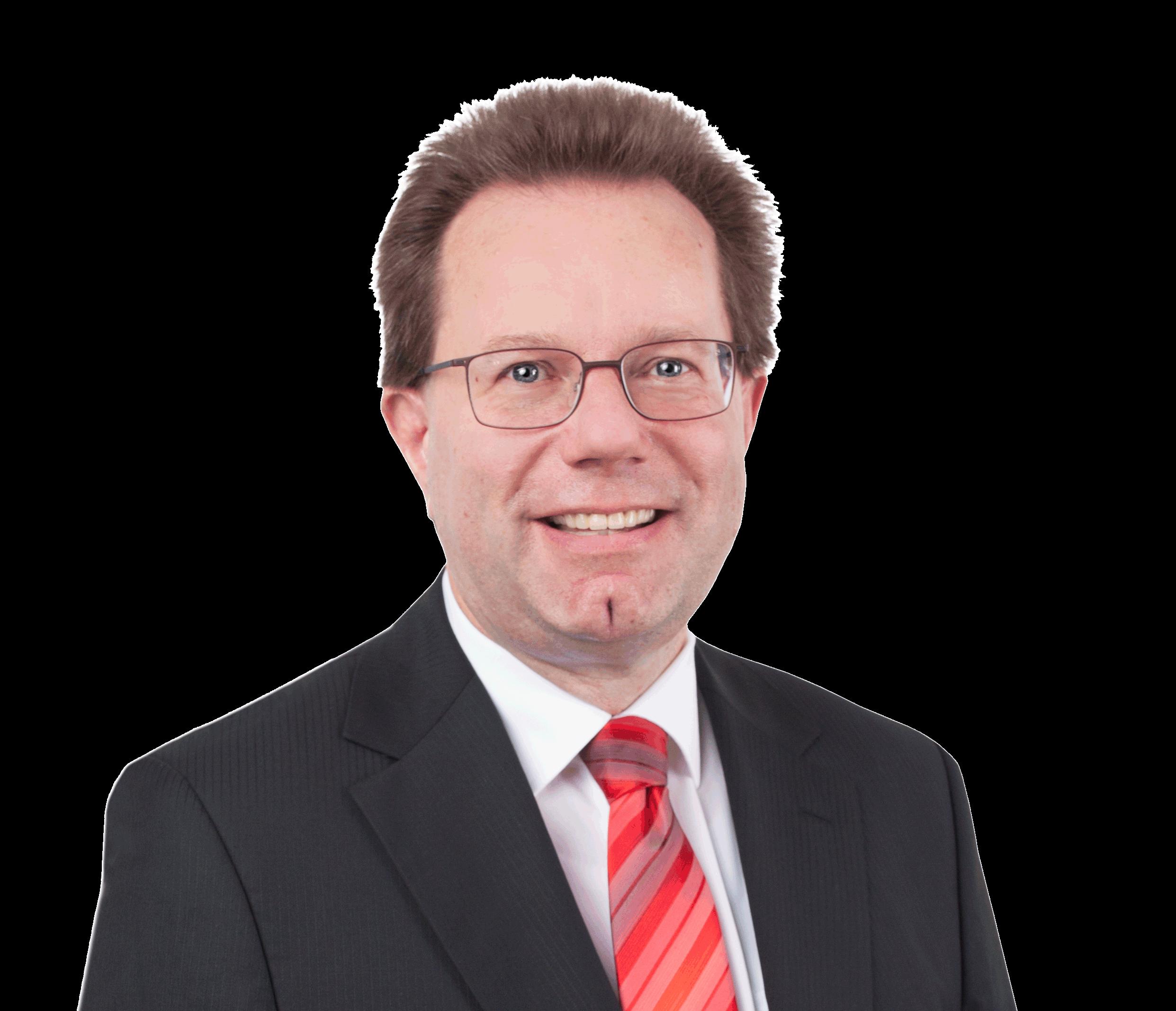 Portrait von Bernd Thiem