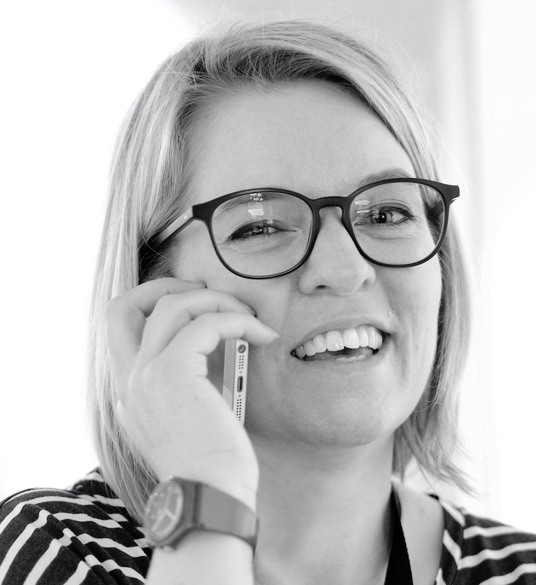 Portrait von Sarah Roßbach