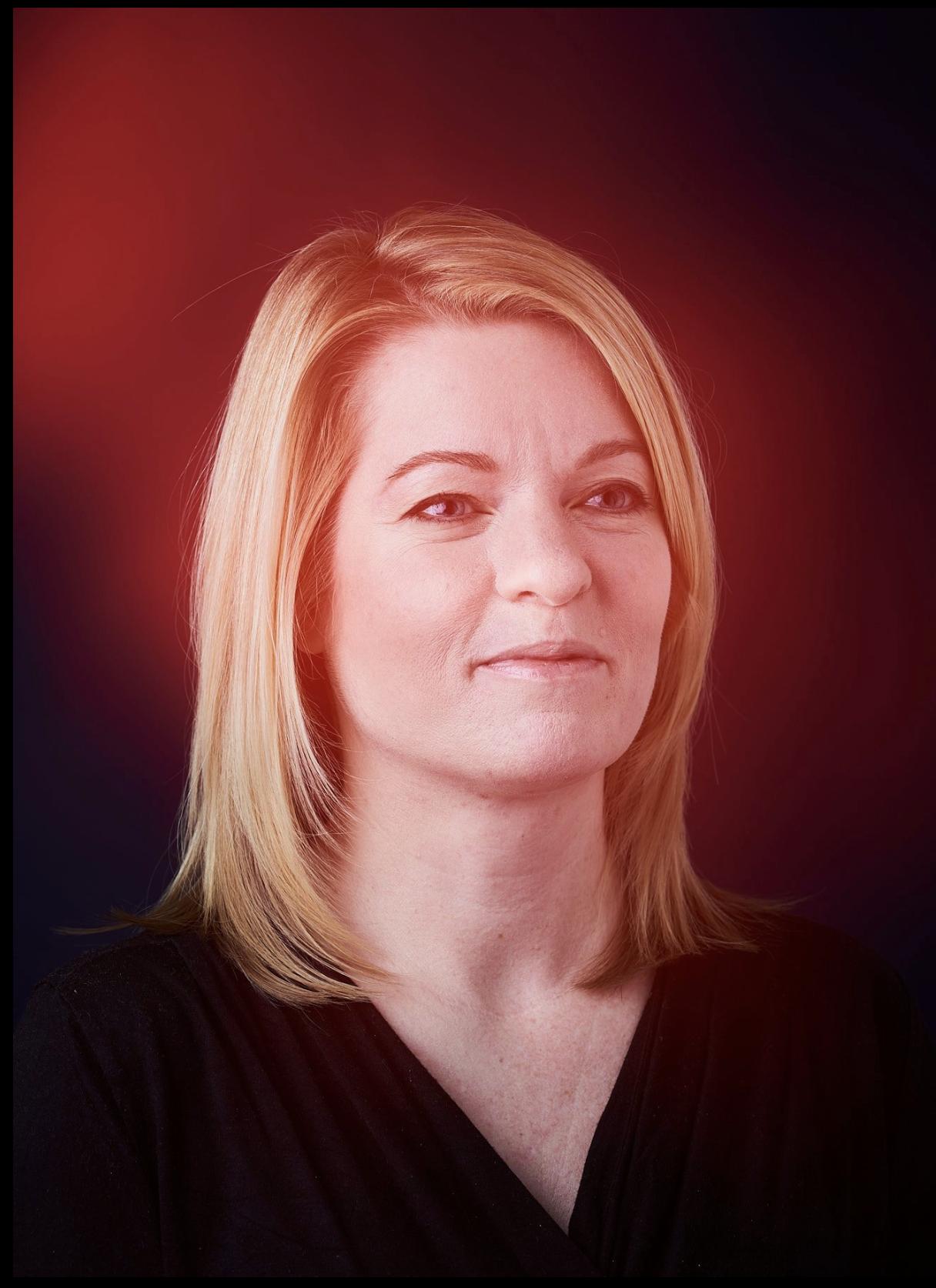 Portrait of Sarah Roßbach