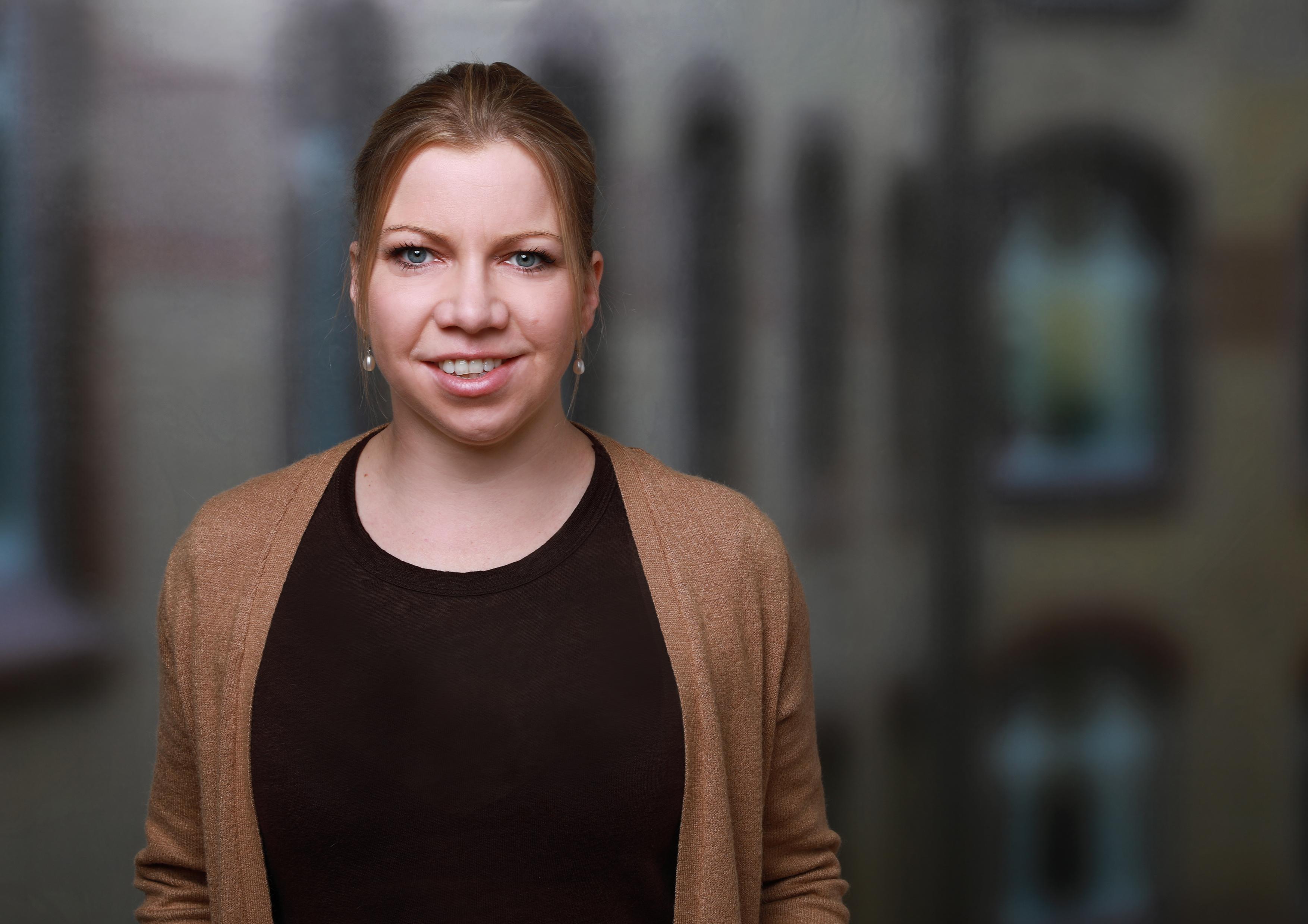 Portrait of Claudia Beutel