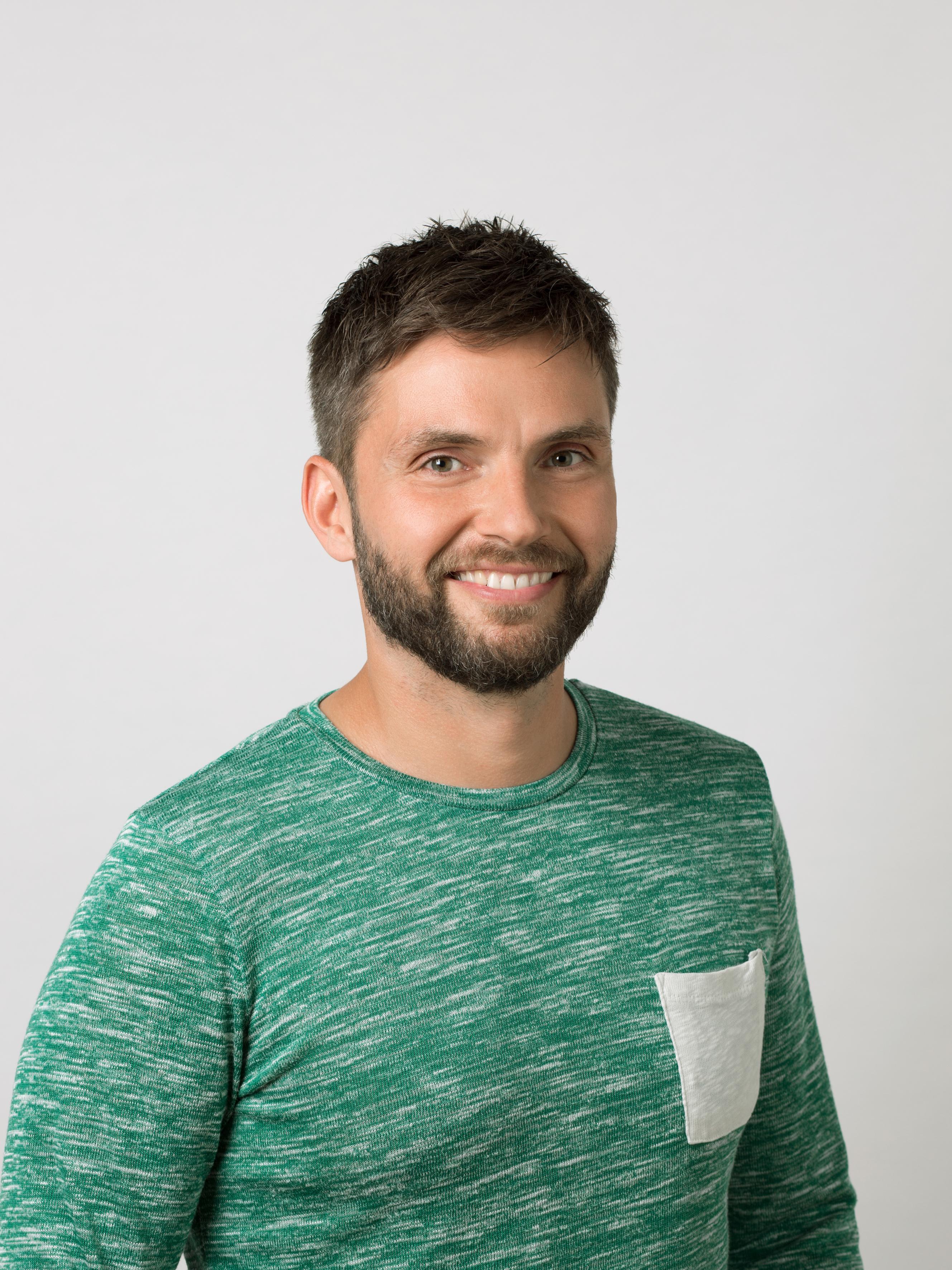 Portrait von Christian Drongowski