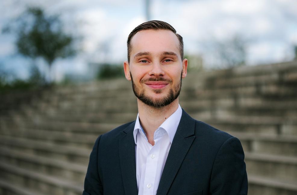 Portrait von Maik Hielscher