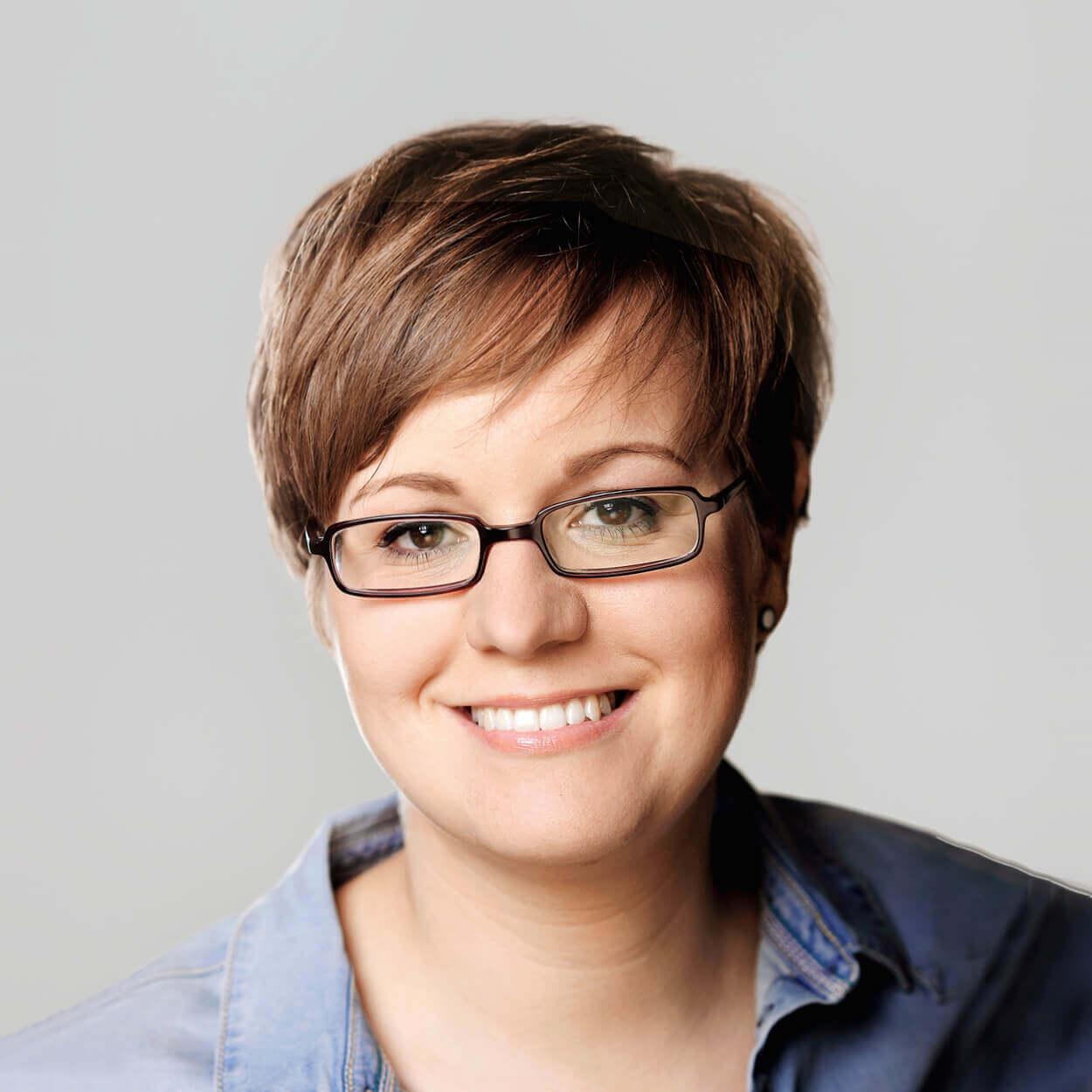 Portrait von Sarah Greiner-Miethe
