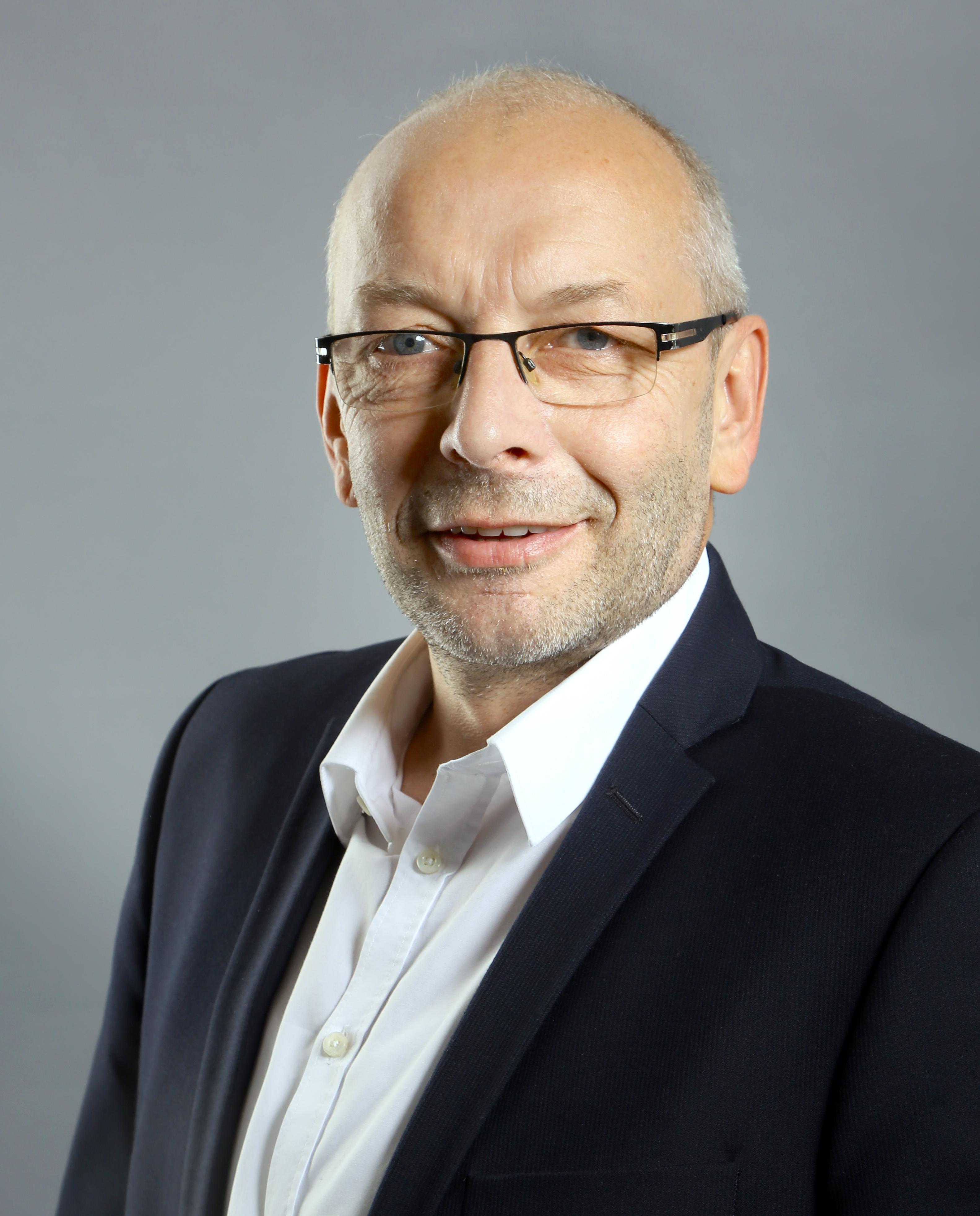 Portrait of Reiner Sibum