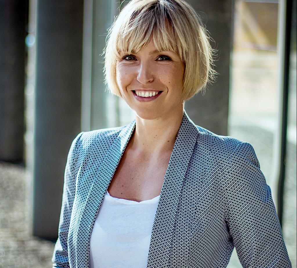 Portrait of Claudia Dietel