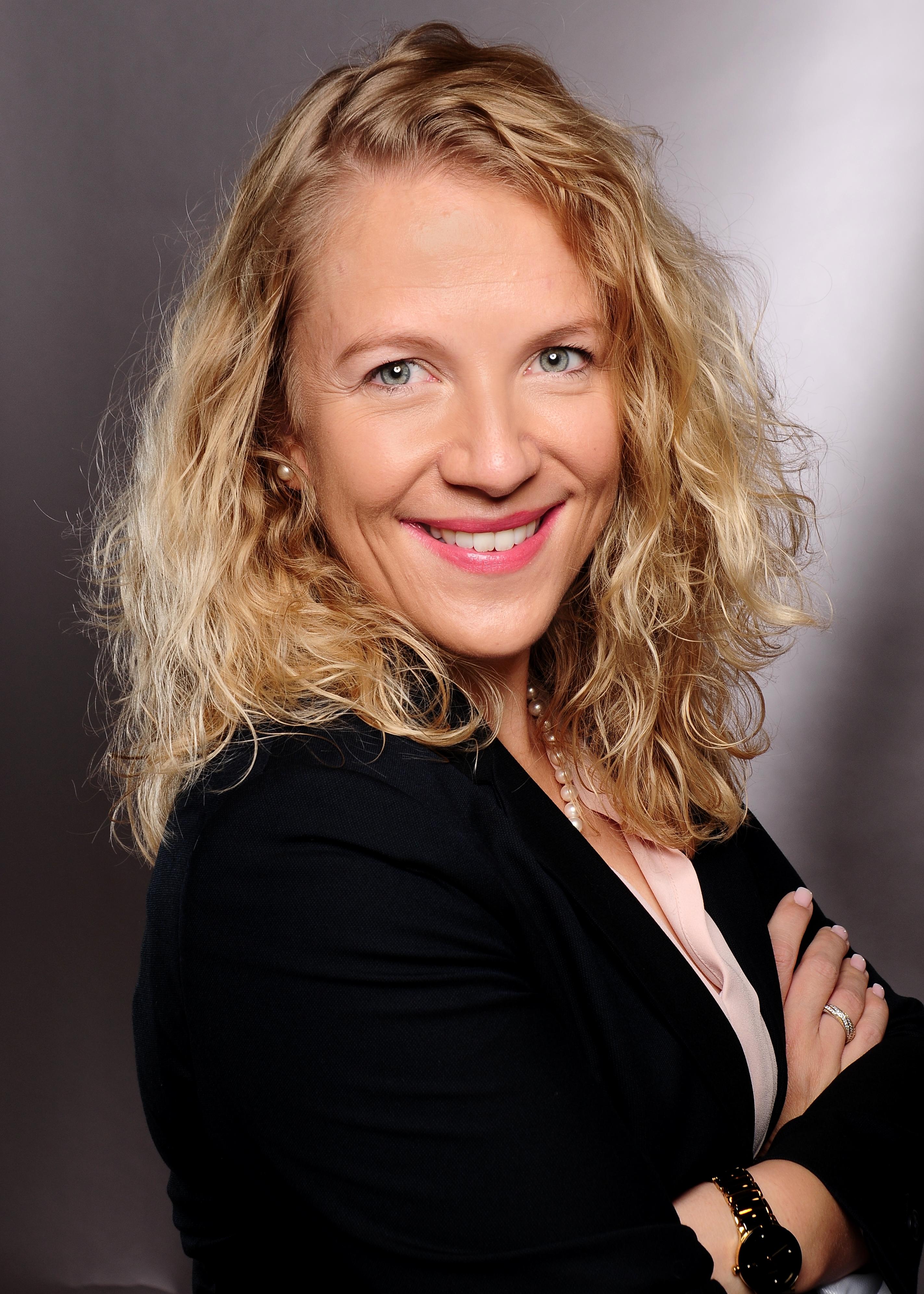Portrait von Silvia Kiener