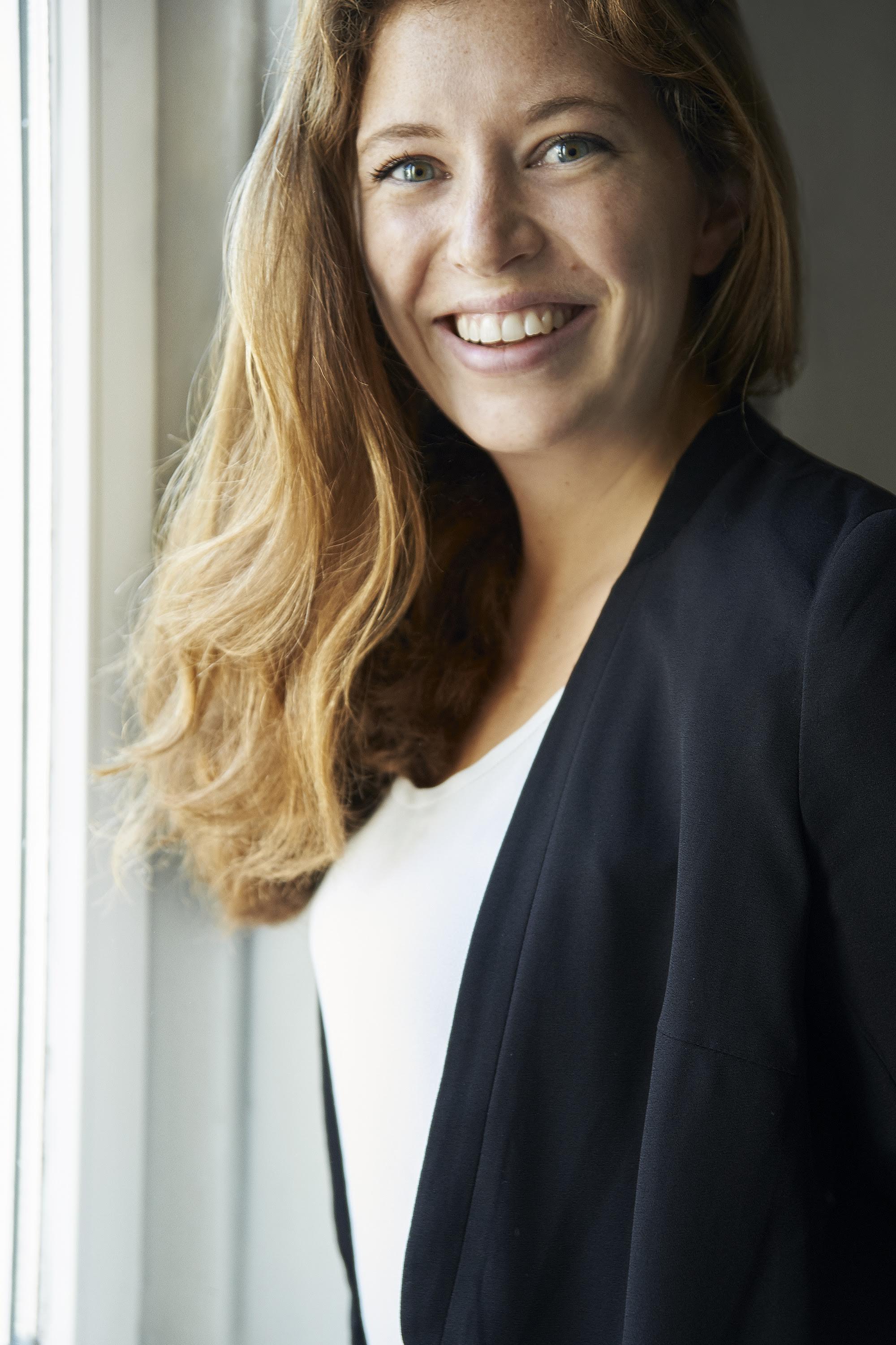 Portrait von Laura Prym