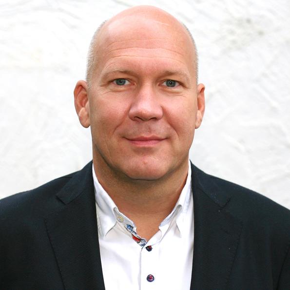 Portrait von Heiko Baur