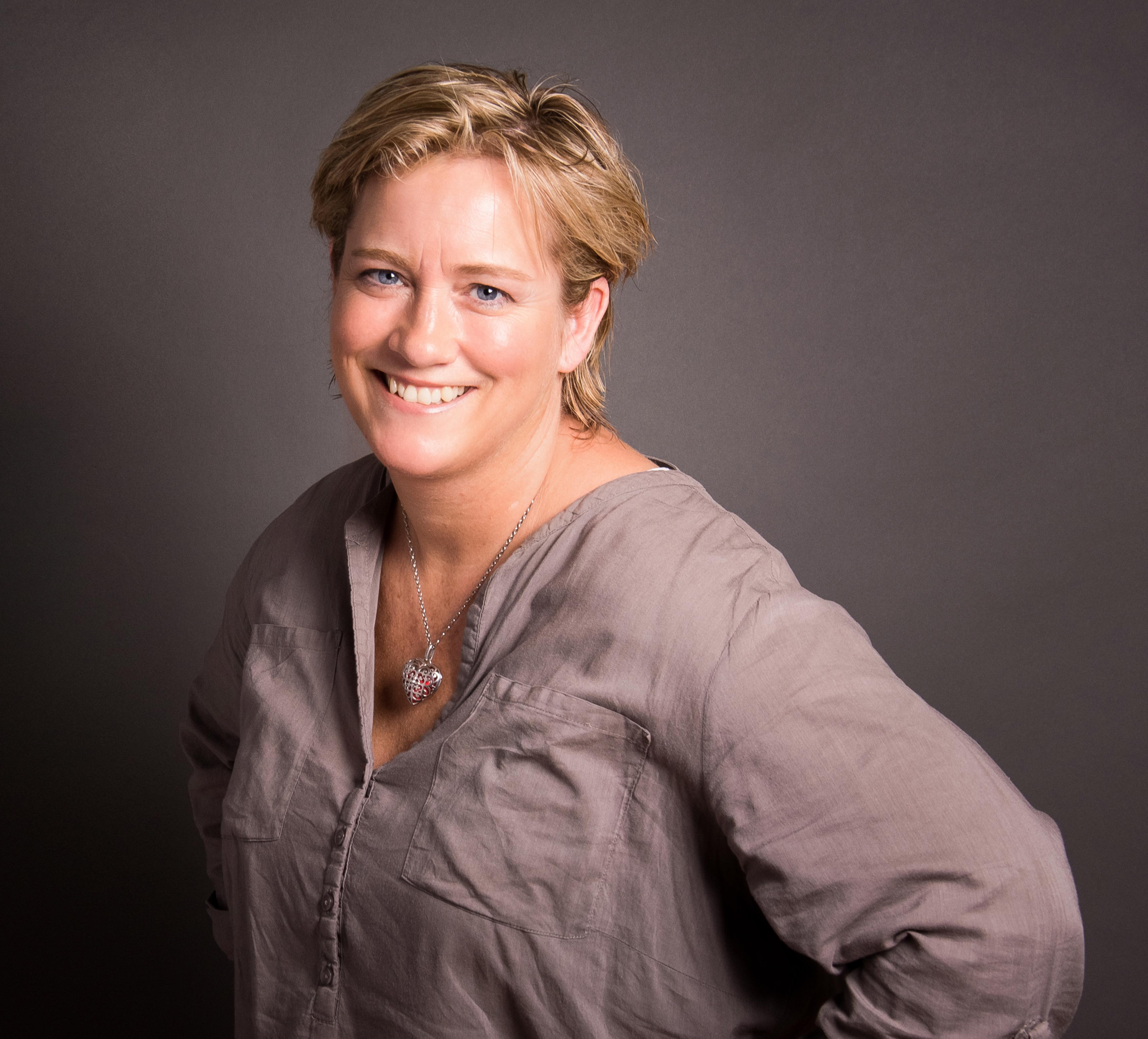 Portrait of Britta Grohmann