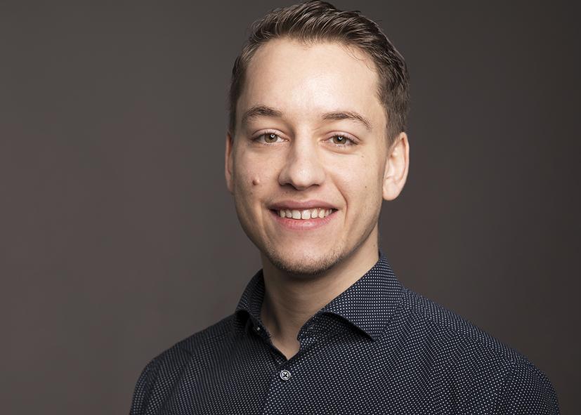 Portrait of Marco Lawrenz