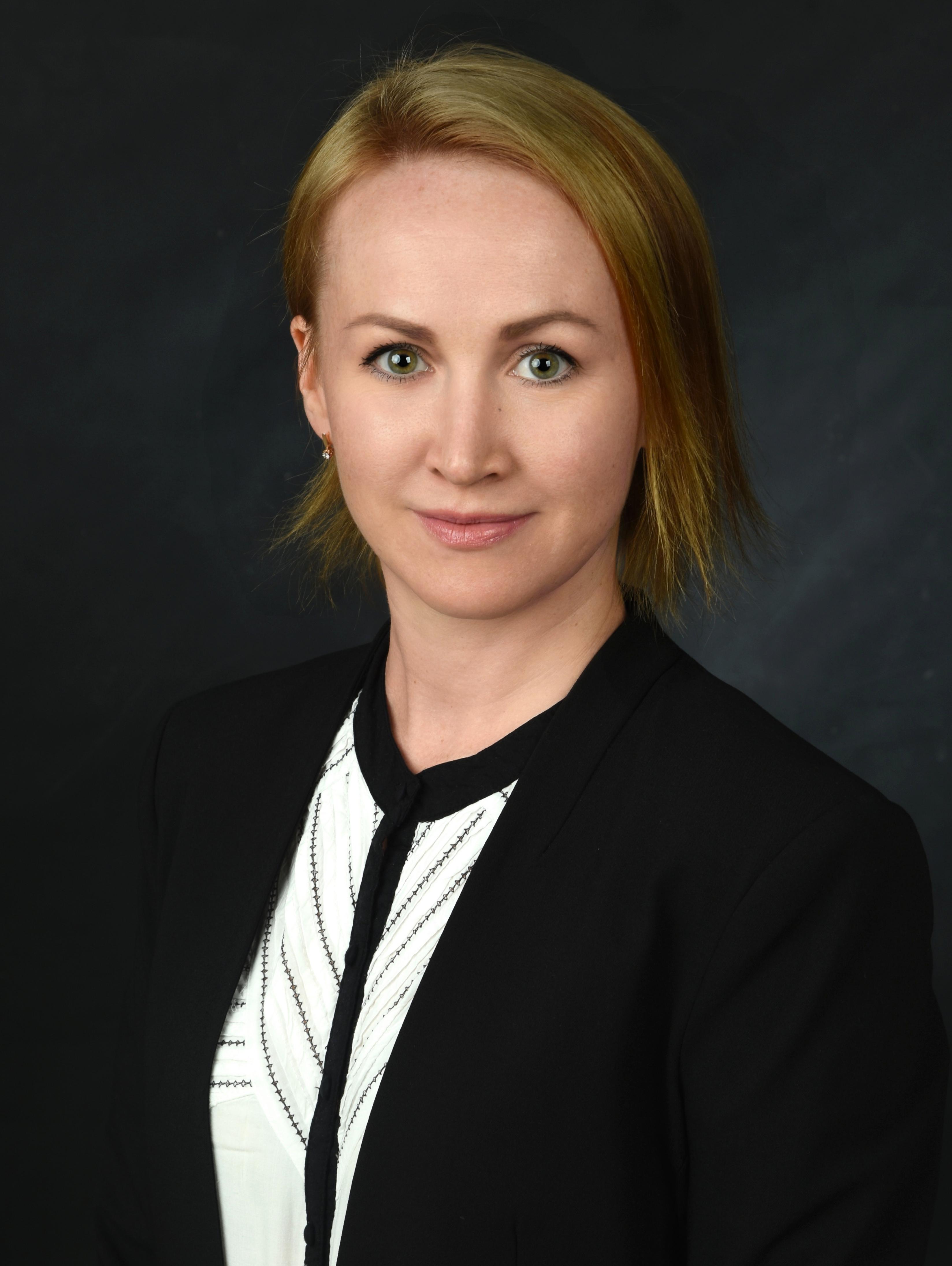 Portrait von Irina Tkaciova