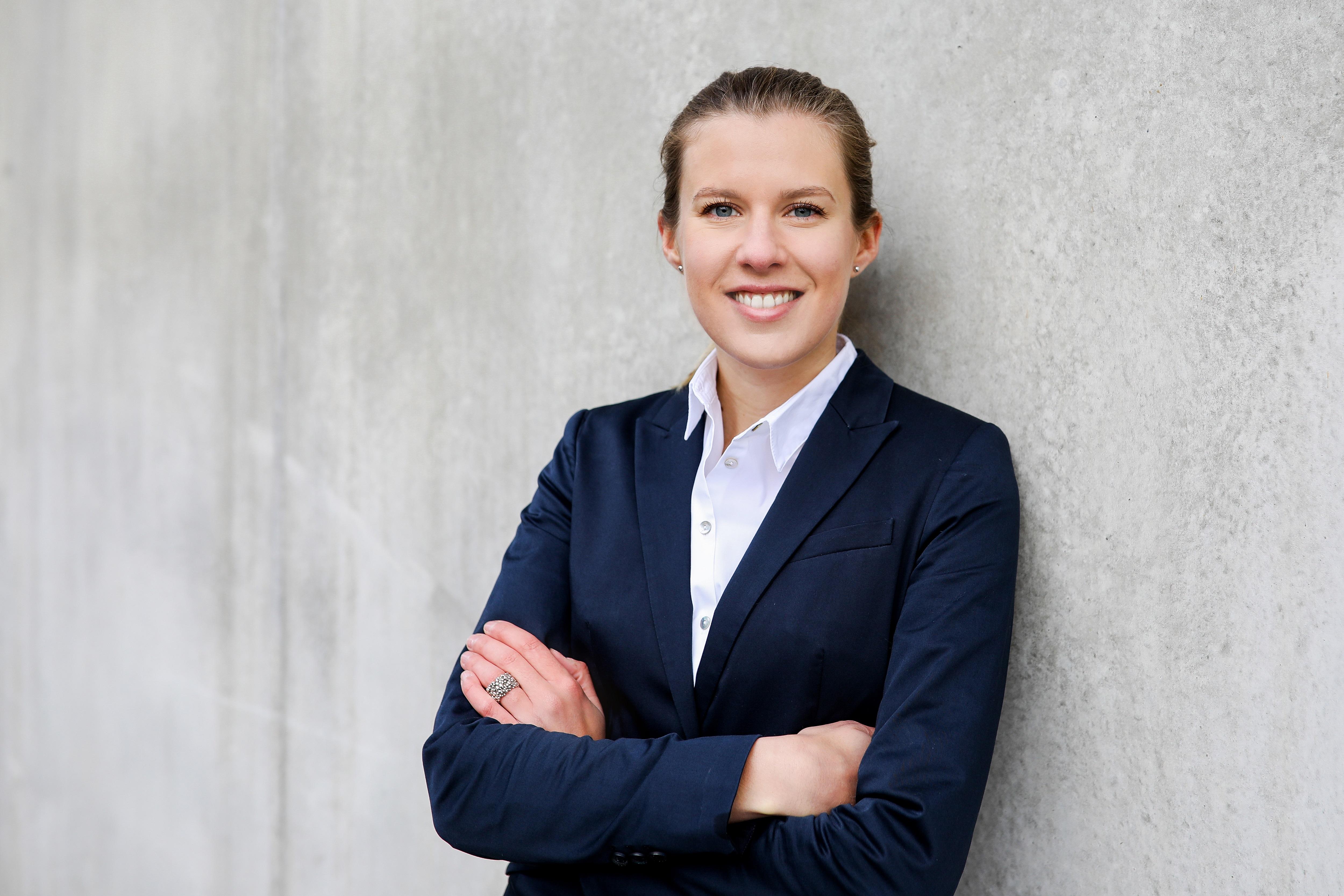 Portrait von Janina Eßinger