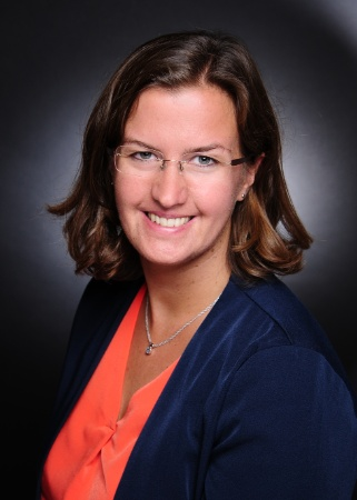 Portrait of Yvonne Ehm-Schmitz