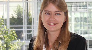 Portrait von Alicia Spaunhorst