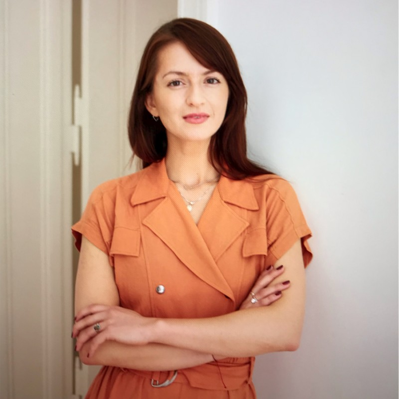 Portrait von Vanessa Franco Sánchez